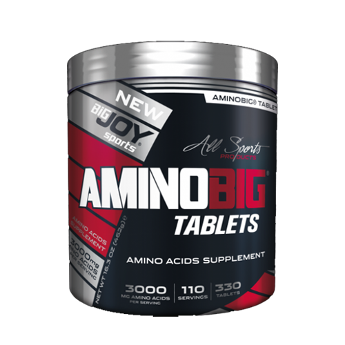 Big Joy Amino Big 330 Tablet