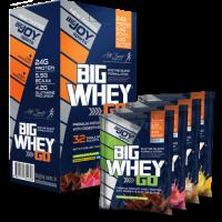 Big Joy Big Whey Go Protein 32 Sachet