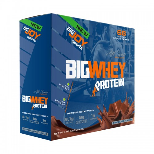 Big Joy Big Whey Protein 2244 Gr 68 Sachet