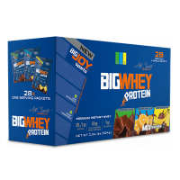 Big Joy Big Whey Protein 924 Gr 28 Sachet