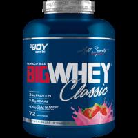 Big Joy Big Whey Protein Classic 2240 Gr