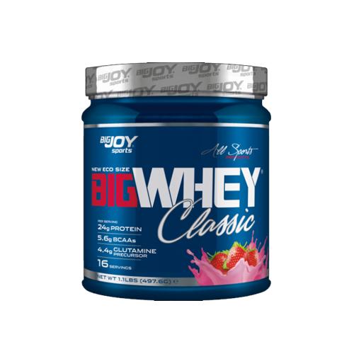 Big Joy Big Whey Protein Classic 497.6 Gr