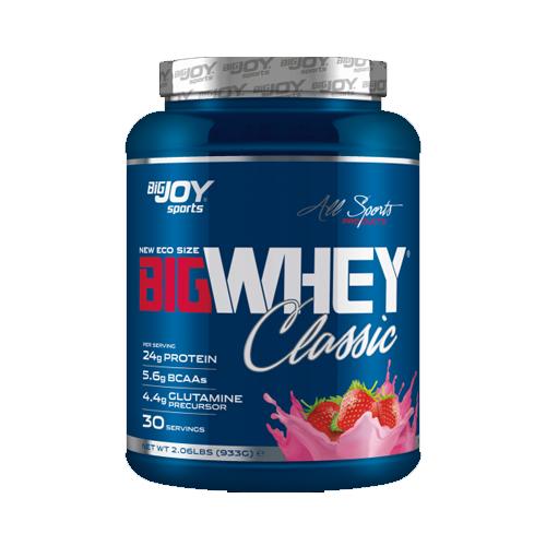 Big Joy Big Whey Protein Classic 933 Gr
