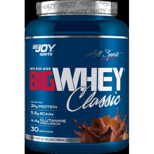 Big Joy Big Whey Protein Classic 964.2 Gr