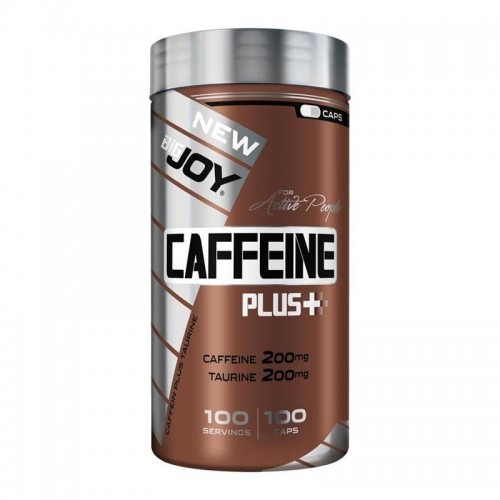 Big Joy Caffeine Plus+ 100 Kapsül