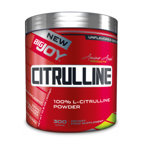 Big joy Sports Citrulline Powder 300 Gr
