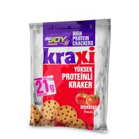 Big Joy Kraxi Yüksek Proteinli Kraker 62 Gr