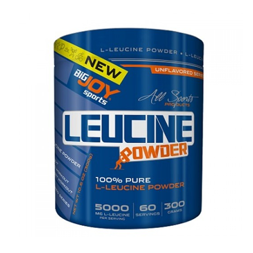Big Joy Leucine 300 Gr (Lösin)
