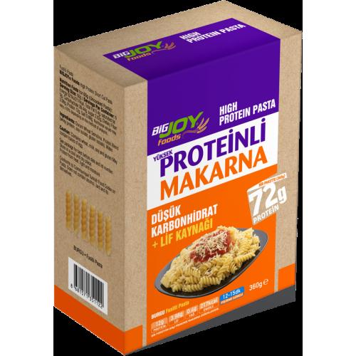 Big Joy Proteinli Makarna 360 Gr