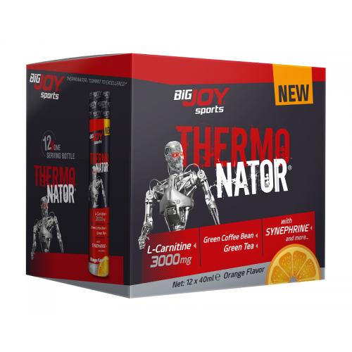 Big Joy Thermonator L-Carnitine 3000 Mg 12 Ampul