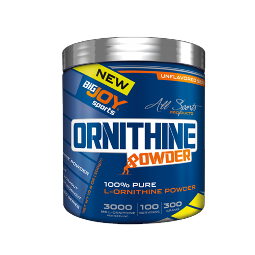 Big joy Ornithine Powder 300 Gr