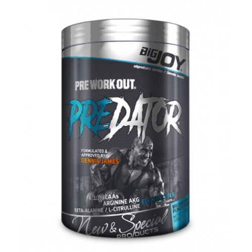 Big joy Preworkout Predator 510 Gr