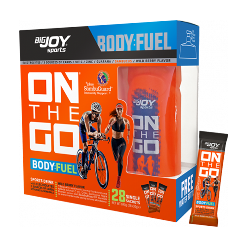 Big Joy Sports ONTHEGO Drink Orman Meyveli 30 Gr 28 Şase