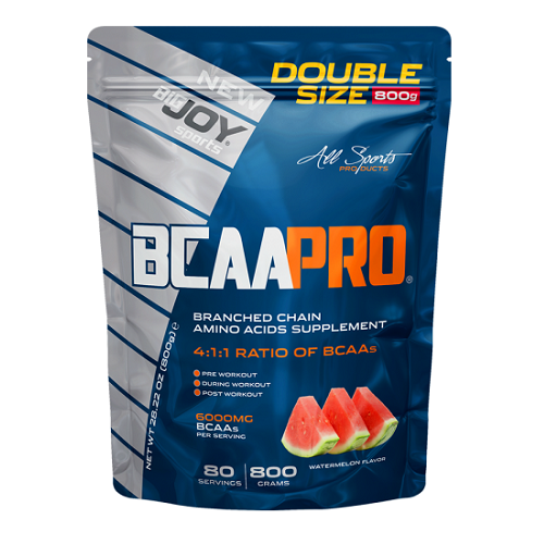 Big Joy Bcaa Pro 4:1:1 800 Gr