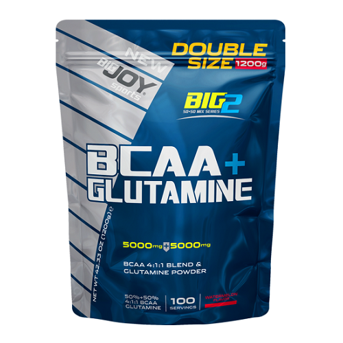 Big Joy BIG2 Bcaa + Glutamine 1200 Gr