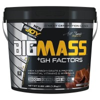Big Joy Big Mass Gainer + GH Factors 1200 Gr
