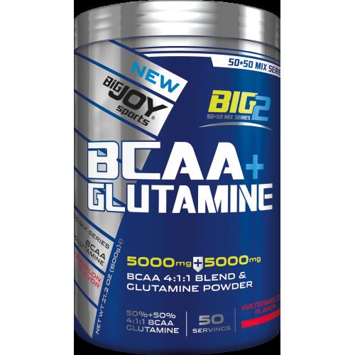 Big Joy BIG2 Bcaa + Glutamine 600 Gr