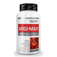 Big Joy Vitamins Argimax 120 Kapsül