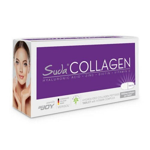 Suda Collagen + Probiotic 90 Tablet