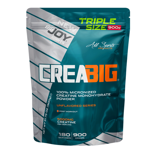 Big joy Creabig Powder 900 Gr