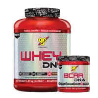 BSN DNA Series Whey Protein 1780 Gr + BSN DNA Series BCAA 200 Gr