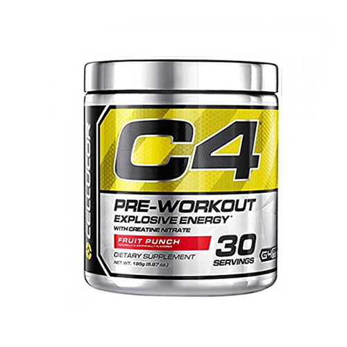 Cellucor C4 Explosive Energy 195Gr
