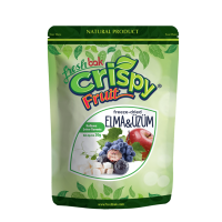 Crispy Freeze-Dried Elma Üzüm 30 Gr