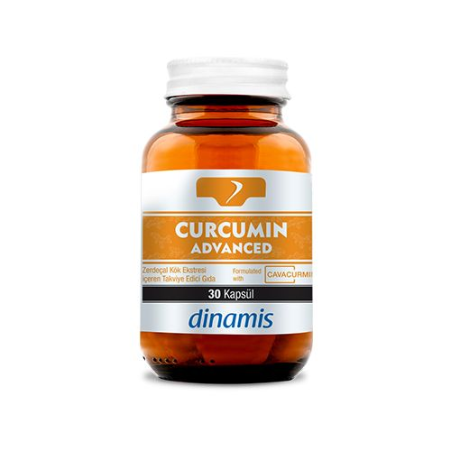Dinamis Curcumin Advanced 30 Kapsül
