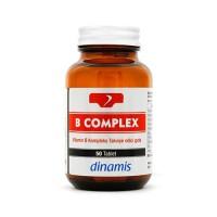 Dinamis Vitamin B Complex 50 Tablet