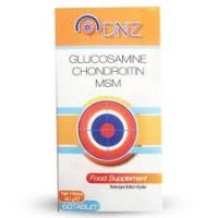 DNZ Glucosamine Chondroitin MSM 60 Tablet