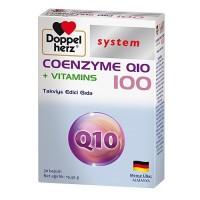 Doppelherz Coenzyme Q10 100 + Vitamins 30 Kapsül
