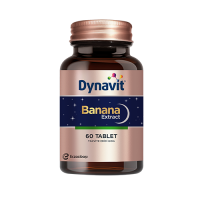 Dynavit Banana Extract 60 Tablet