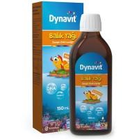 Dynavit Omega 3 Balık Yağı Şurup 150 Ml