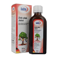 Eurho Vital Zink Plus Juice 200 Ml