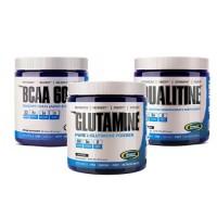 Gaspari 3'lü set BCAA - Kreatin - Glutamin
