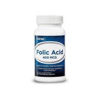GNC Folik Asid 400 100 Tablet