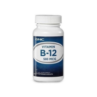 GNC Vitamin B12 100 Tablet