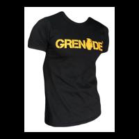 Grenade Fit T-Shirt Siyah
