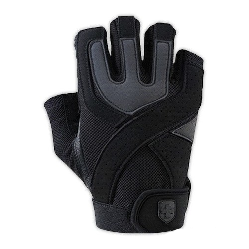 Harbinger Mens Training Grip Fitness Eldiven Siyah