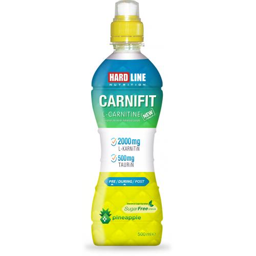 Hardline Carnifit (2000 Mg L-Carnitine) 500 ML