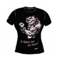 Hardline T Shirt Siyah
