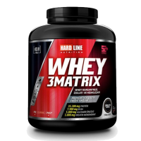 Hardline Whey 3Matrix 2300 Gr