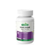 Herbina Deve Dikeni Milk Thistle 200 Kapsül 900 Mg