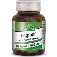 Herbina Enginar Artichoke 60 Kapsül