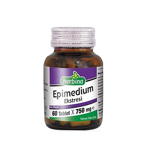 Herbina Epimedium Ekstresi 60 Tablet