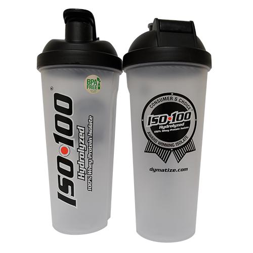 Dymatize Iso 100 Şeffaf Shaker