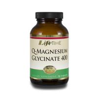 Lifetime Magnesium Glycinate 400 Mg 90 Tablet