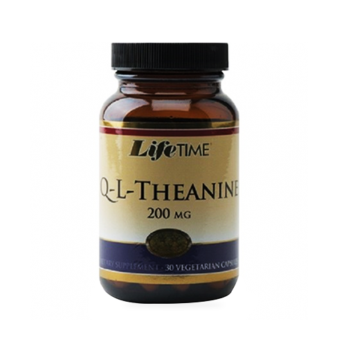 Lifetime L-Theanine 200 Mg 30 Kapsül