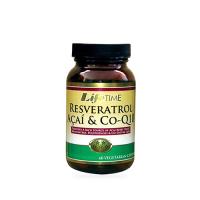 Lifetime Resveratrol Acai Co Q10 60 Kapsül