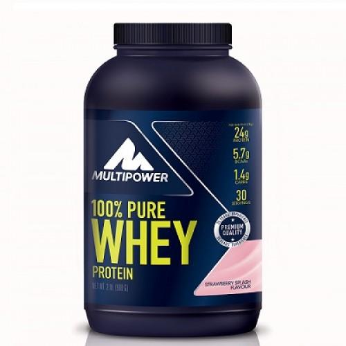 Multipower Whey Protein Tozu 100% 900 Gr